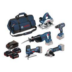 Akkukonesetti Bosch 0615990K6N