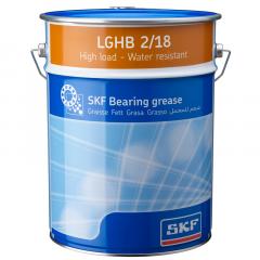 Voitelurasva suuri viskositeetti SKF LGHB