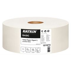 WC-Paperi Katrin Basic Gigant Toilet L 101674