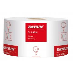 WC-Paperi Katrin Classic Gigant S2 106108