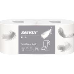 WC-Paperi Katrin Plus Toilet 240 112819
