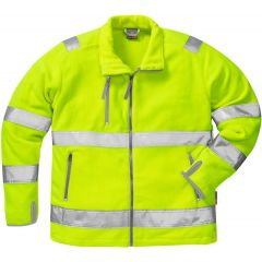 High vis fleecetakki 4400 FE