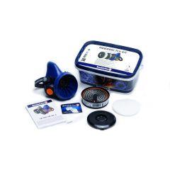 Hengityssuojainpakkaus SR100 Pandemic Flu Kit