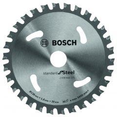 Pyörösahanterä 136x20mm Bosch 2608644225