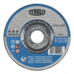Hiomalaikka Tyrolit Premium Cerabond 2in1