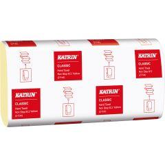 Käsipyyhe Katrin Classic Hand Towel Non Stop M2 yellow 344877