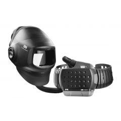Hitsauspaketti 3M Speedglas G5-01 ilman hitsauslasia & Adflo puhallin