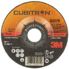 Hiomalaikka 3M Cubitron II Cut&Grind