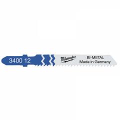 Pistosahanterä Milwaukee T 118BF