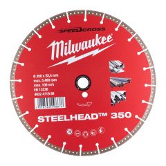 Timanttilaikka DH STEEL HEAD Milwaukee