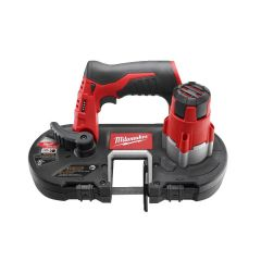Akkuvannesaha Milwaukee M12 BS/0