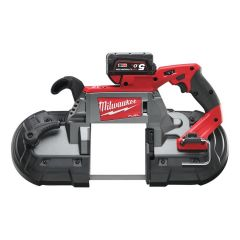 Akkuvannesaha Milwaukee M18 CBS125-502C