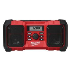 Akkutyömaaradio Milwaukee M18 JSR-0
