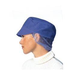 Hiussuojalakki sininen
