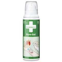 Palovammageeli Cederroth Burngel Spray