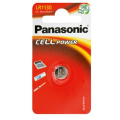 Mikroalkaliparisto LR 1130 Panasonic