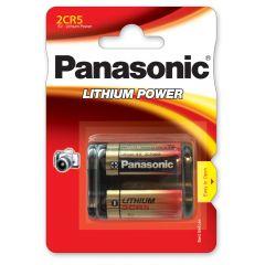 Litiumparisto 2CR5 Panasonic