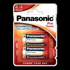 Alkaliparisto LR 14 Blister Panasonic