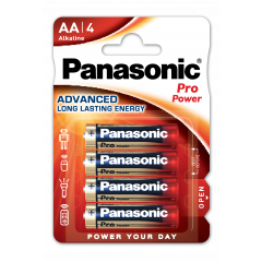 Alkaliparisto Pro Power AA LR06 Panasonic