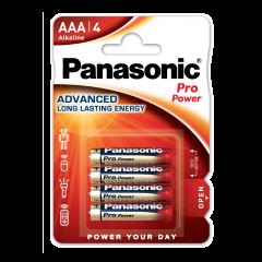 Alkaliparisto Premium AAA LR03 Panasonic