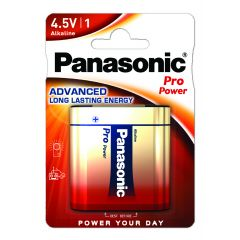 Alkaliparisto Pro Power 3LR12 4,5V Panasonic