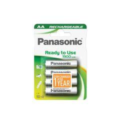 Ladattava akku AA 1900 mAh Panasonic