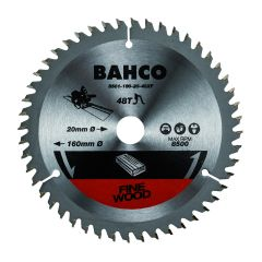 Pyörösahanterä upotussahoille Bahco 8501XF-sarja