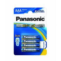 Alkaliparisto High-Premium AAA LR03 Panasonic