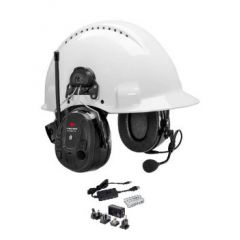 Kuulonsuojain kypäräkiinnityksellä 3M Peltor WS Alert XP