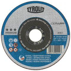 Katkaisulaikka Tyrolit Premium Cerabond 2in1 gen 2
