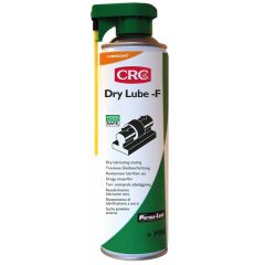 Elintarvikehyväksytty kuivavoiteluaine CRC Dry Lube-F