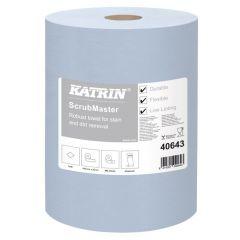 Teollisuuspyyhe Katrin Scrubmaster 40643