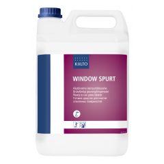 Lasipintojen puhdistusaine Kiilto Window Spurt