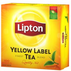 Tee Lipton Yelow label