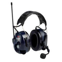 Kuulonsuojain Peltor Lite Com Plus päälakisangalla