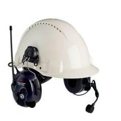 Kuulonsuojain Peltor Lite Com Plus kypäräkiinnikkeellä
