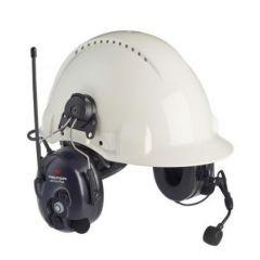 Kuulonsuojain Peltor Lite Com kypäräkiinnikkeellä