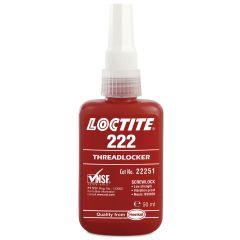 Matalalujuuksinen yleiskäyttöinen kierrelukite Loctite 222