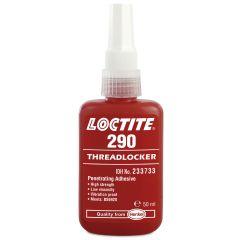 Keski/luja kierrelukite Loctite 290