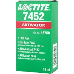 Aktivaattori pikaliimoille Loctite 7452