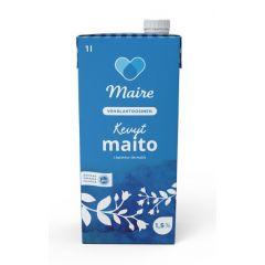 Vähälaktoosinen kevytmaito Maire 1L