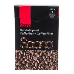 Kahvinsuodatin Saana 1X4