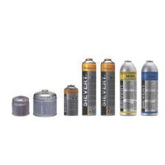 Kertakäyttösäiliö Sievert Powergas
