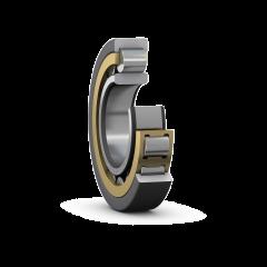 Yksirivinen lieriörullalaakeri SKF NU 1052