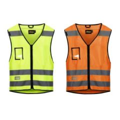 High Vis liivi Snickers 9153