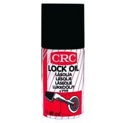 Sulattava lukkoöljy CRC Lock oil De-icer