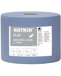 Teollisuuspyyhe Katrin Plus Industrial Towel L2 Blue 447226